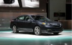 2012 Acura TL Live Photos: 2011 Chicago Auto Show