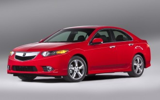 2012 Acura TSX, Sport Wagon Pricing: From $29,810 And $31,160