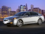 2010 Acura TL Gets Six-Speed Manual
