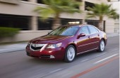 2009 Acura RL Photos