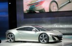 Acura NSX Concept Hybrid Supercar To Be Built In U.S.