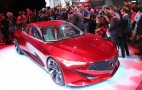 Acura Examines Stylish Future With Precision Concept: Live Photos And Video