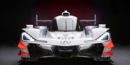 Acura ARX-05 prototype race car
