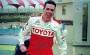 Adam Carolla in Toyota GP gear