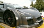 F1 Driver Adrian Sutil Crashes Gumpert Apollo On The 'Ring