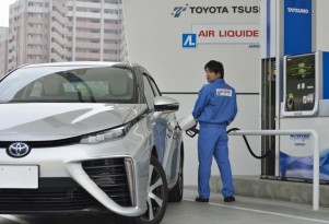 Sites of four Northeast hydrogen fueling stations announced by Air Liquide