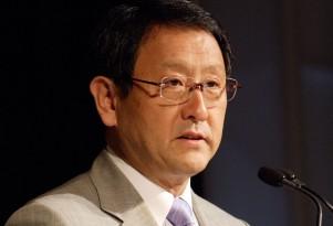 Toyota CEO Akio Toyoda to run electric-car division