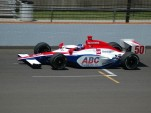Al Unser Jr. practicing for the 2007 Indy 500. Photo via Royalbroil/CC2.0