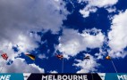 2016 Formula One Australian Grand Prix weather forecast