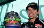 Alex Tagliani Has a Tribute Helmet for 100th Indy 500