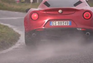 Alfa Romeo 4C road test by /DRIVE