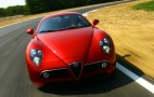 2010 Debut For Alfa Romeo 8C Competizione 'GTA'