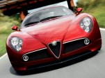 Alfa Romeo 8C Spider confirmed for 2009 launch