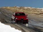 Climbing to the top in a 2017 Alfa Romeo Giulia Quadrifoglio