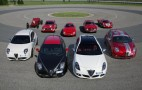 90 Years Of Sporty Quadrifoglio Verde Cars From Alfa Romeo