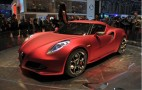 Alfa Romeo 4C U.S. Bound, Abarth Roadster Version Planned