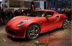 Maserati To Build Alfa Romeo 4C Sports Car At Modena Plant