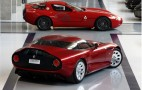 First Photos Of Dodge Viper Based Alfa Romeo Zagato TZ3 Stradale