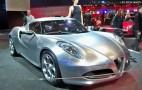Alfa Romeo 4C Concept Live Photos: 2011 Frankfurt Auto Show