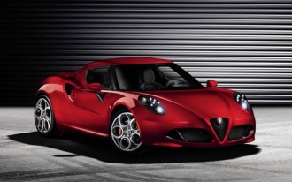 Alfa Romeo Returns To The U.S. With The 2014 Alfa Romeo 4C