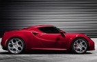 2014 Alfa Romeo 4C Full Specs