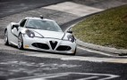 Alfa Romeo 4C Clocks 8:04 Nürburgring Nordschleife Lap Time: Photos