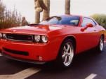 Alice Cooper Dodge Challenger