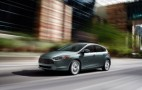 2012 Ford Focus Electric Only Available In California And New York In 2011