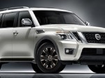 Alleged 2017 Nissan Armada - Image via Titan XD Forum