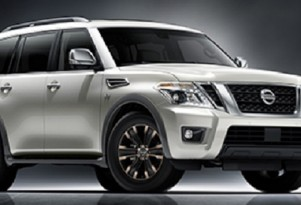 Alleged 2017 Nissan Armada - Image via Titan XD Forum