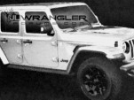 Alleged photo of the 2018 Jeep Wrangler Unlimited – Image via JL Wrangler Forums