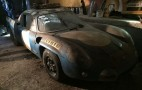 Historic Alpine Le Mans prototype preserved in French shed