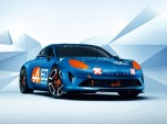 Alpine Celebration concept, 2015 24 Hours of Le Mans