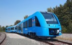 Alstom hydrogen fuel-cell train to be tested in Germany
