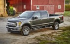 Aluminum-Bodied 2017 Ford F-Series Super Duty Is Ready To Work