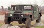 Here's Your Chance To Get A Military-Surplus Humvee Or A Lamborghini LM002