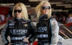 NASCAR's Smokin' Hot Cope Twins More Than Just a Pretty Face