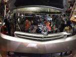 American Racing Headers Hellcat-powered Prius