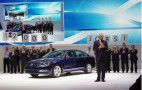 Detroit 2011:  2012 Volkswagen Passat Has Its Premiere