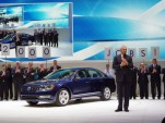 American Theme, VW's 2012 Passat Premiere 