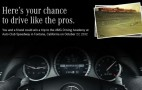 Mercedes-Benz Giving Away Two Free AMG Driving School Spots