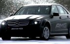 Mercedes bringing AMG winter driving school to North America