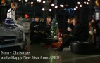 AMG's Engine Testing Isn't Interrupted by Christmas: Video