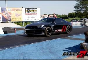 AMS Alpha Performance Nissan GT-R