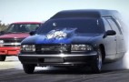 Watch A Turbo Hearse Run A 9-Second Quarter Mile: Video