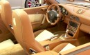 An interior reworked by Porsche Exclusive