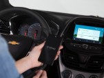 Android Auto in the 2016 Chevrolet Spark