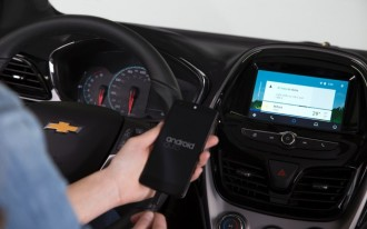 Want Android Auto In Your Next Chevrolet? Get It Via Software Update On 2016 Models