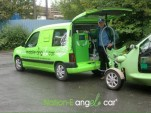 Angel Car Emergency EV charging