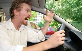 Drivers Hate Texters, Love Classic Rock, And Other Findings From Expedia's Road Rage Report
